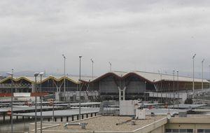 Aena aumenta un 4% sus pasajeros hasta mayo, con 68,9 millones