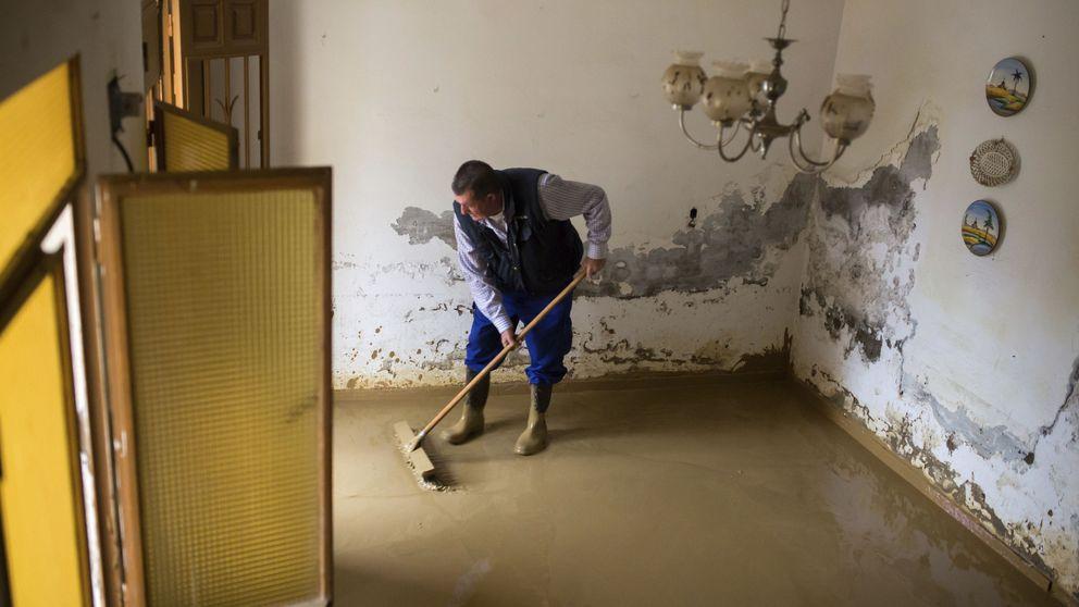 Inundaciones de Málaga: casas ilegales y un río peligroso sin limpiar ni dragar