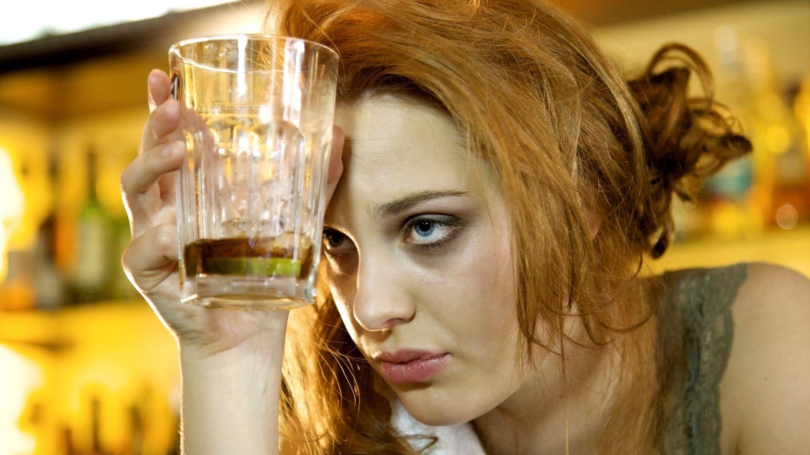 El mensaje de las malas costumbres el alcoholismo