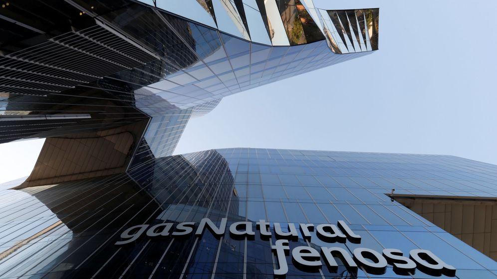 Foto: Edificio de Gas Natural Fenosa