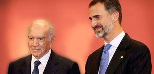 Post de El día que los reyes homenajearon a Mariano Puig, cabeza de una familia íntima de la Casa Real