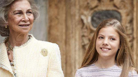 Los mejores memes de la Reina y la Infanta en la misa de Pascua