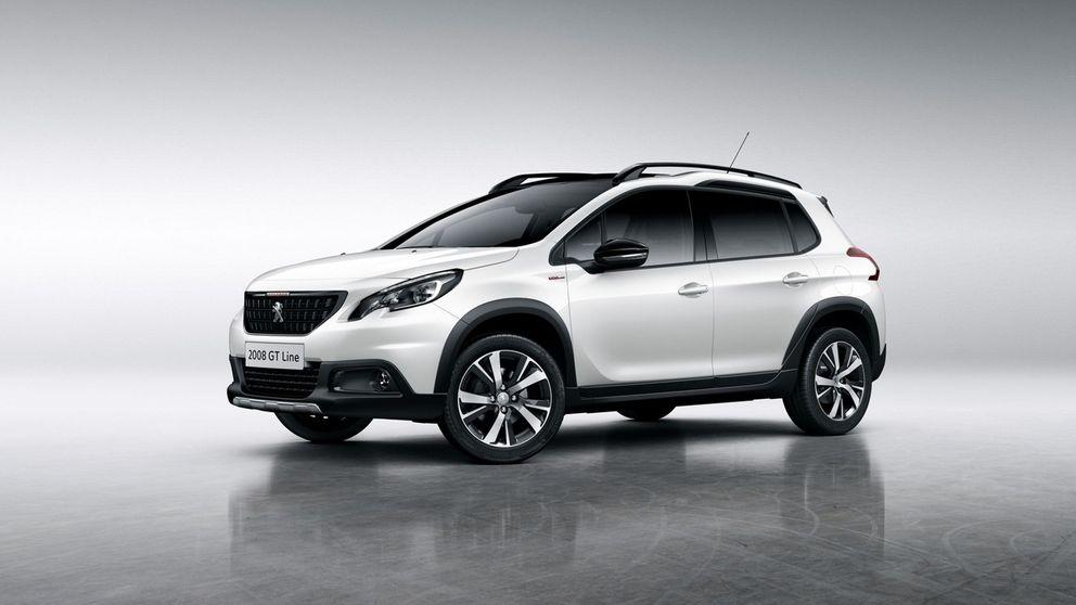 Peugeot renueva el 2008, su todocamino global