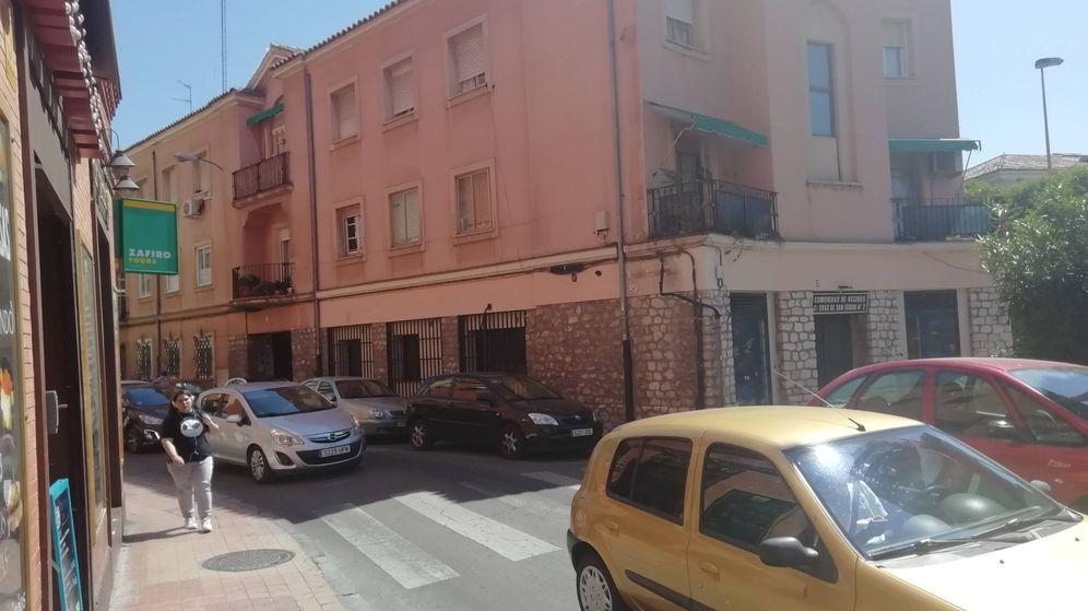 Foto: El edificio donde están algunos de los pisos municipales.