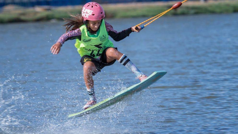 El sueño de Telma: Suena superraro eso de ser campeona del mundo con 11 años