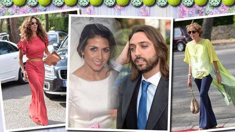 Risas, espantadas y lipotimias en la boda de Sara Verdasco con un Ketama