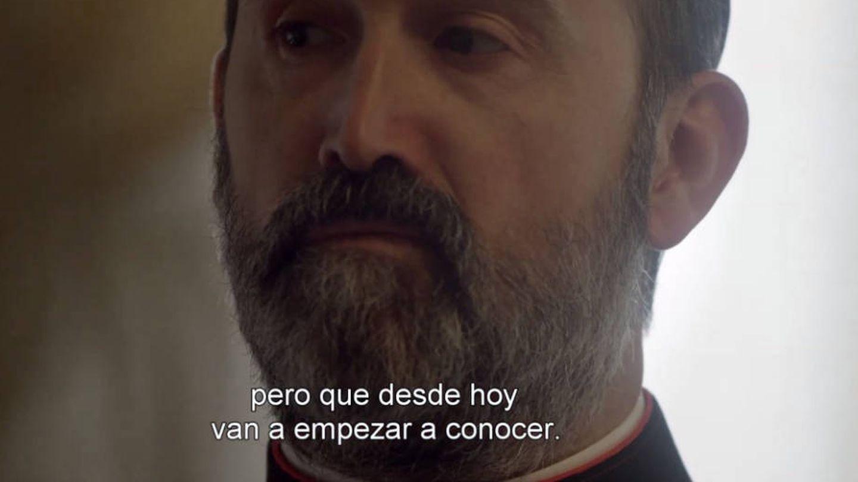 Javier Cámara en 'The Young Pope'.