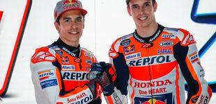 Post de Luz verde a MotoGP: así será la primera batalla entre los hermanos Márquez