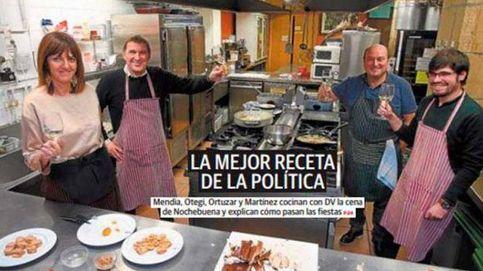 Mendia, indignada ante las críticas a su foto con Otegi: Resistimos contra ETA