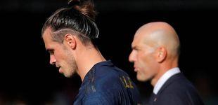 Post de El día que Zidane cogió la bandera de Bale en el Real Madrid y se cargó a Vinicius