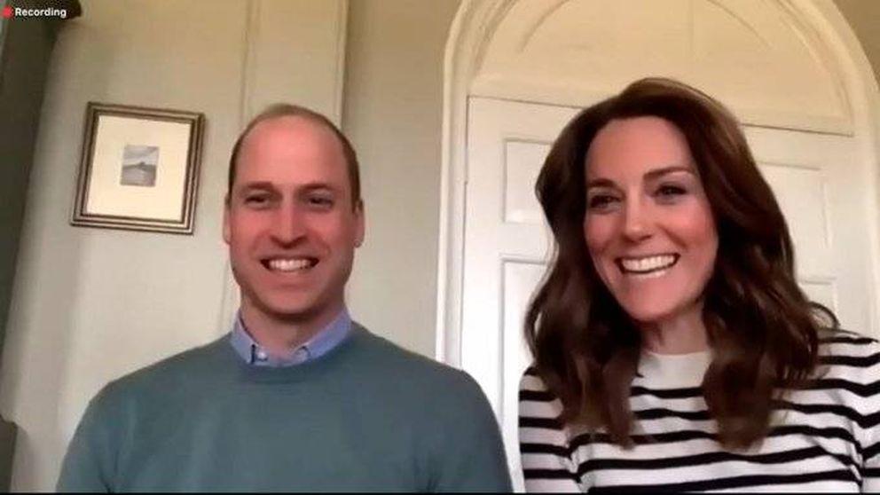 La reina Letizia, Kate Middleton y su coincidencia durante el teletrabajo