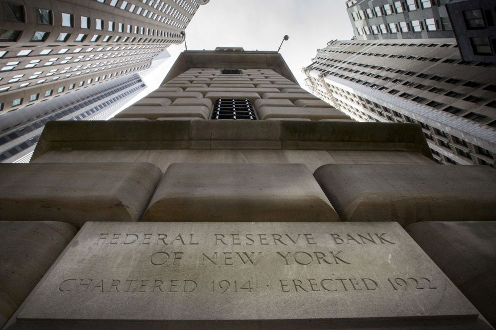 Foto: Imagen de archivo de la Reserva Federal. (Reuters)