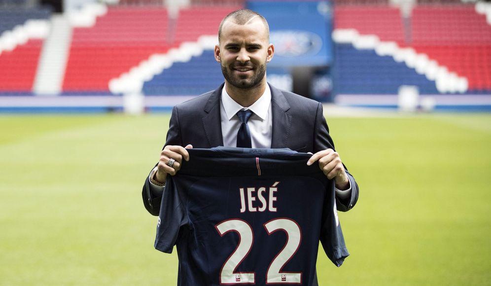 Foto: Jesé se marcha del club de su vida para jugar en París (Étienne Laurent/EFE).
