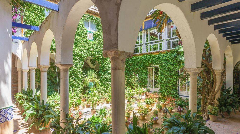 Casa del corazón de Sevilla en alquiler por 1.787 euros al día.