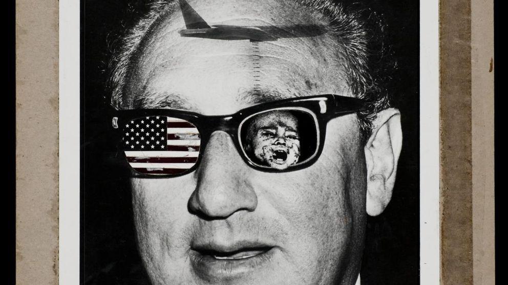 El hombre que tritura la imagen de los políticos