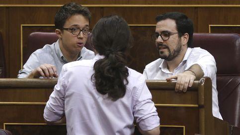 IU Madrid rompe con la estrategia envolvente de Iglesias y Garzón contra Errejón
