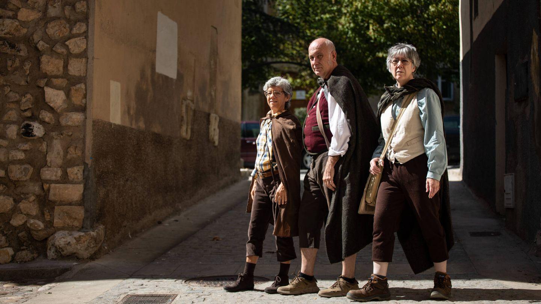 El Camino del Anillo madrileño concluye en Torrelaguna. (Isabel Blanco)