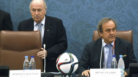 Platini presenta oficialmente su candidatura a la presidencia de FIFA