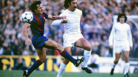 El primer Clásico fuera de España: con gol de Del Bosque y ante 7.000 personas