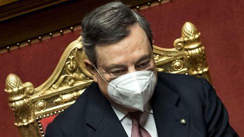 ¿Puede aguantar la coalición imposible de Mario Draghi en Italia?