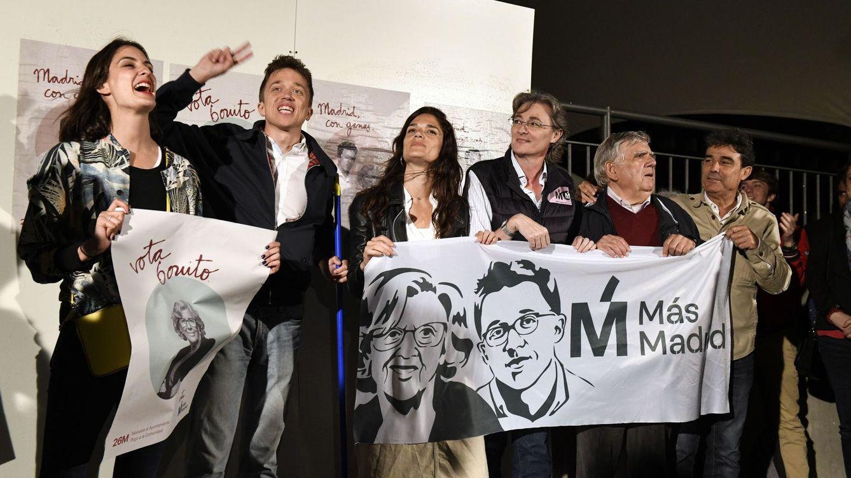 Más Madrid negocia dar autonomía al sector carmenista para evitar la ruptura