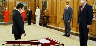 Post de El Congreso descarta la comparecencia urgente de Sánchez y pone el foco en Albares