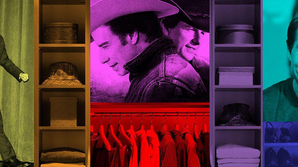John Travolta y Tom Cruise: acusados de ser gais siete veces