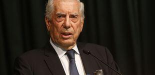 Post de Mario Vargas Llosa, ingresado en un hospital de Madrid tras una caída