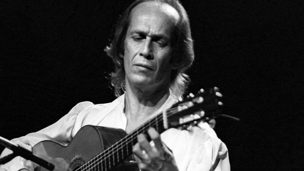 Una clase inolvidable de guitarra con el gran maestro Paco de Lucía