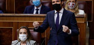 Post de Casado pide a Sánchez su dimisión y nuevas elecciones tras los indultos