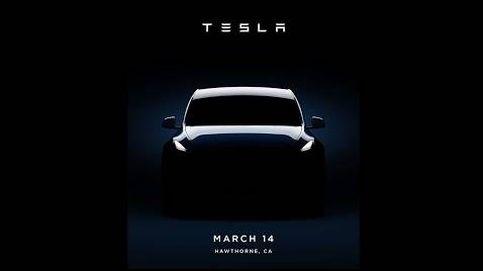 El vacile de Tesla en el anuncio del Model Y
