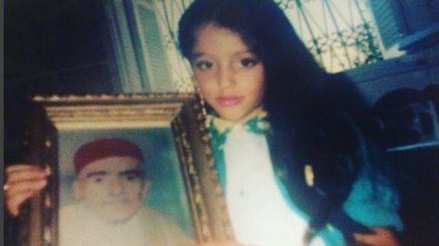 Hiba Abouk, una niña muy presumida
