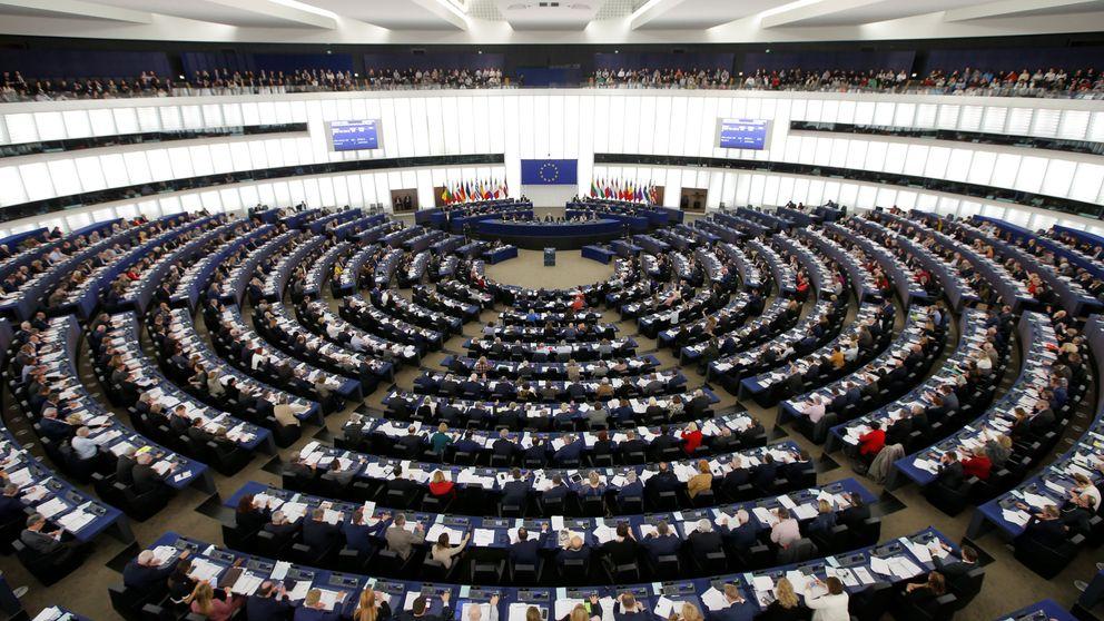 Macron y Rivera, claves en la Eurocámara ante el descalabro de socialistas y populares