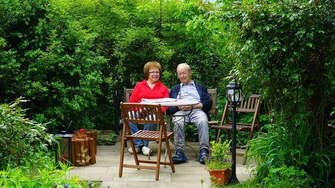 Mesas de jardín para terrazas y exteriores