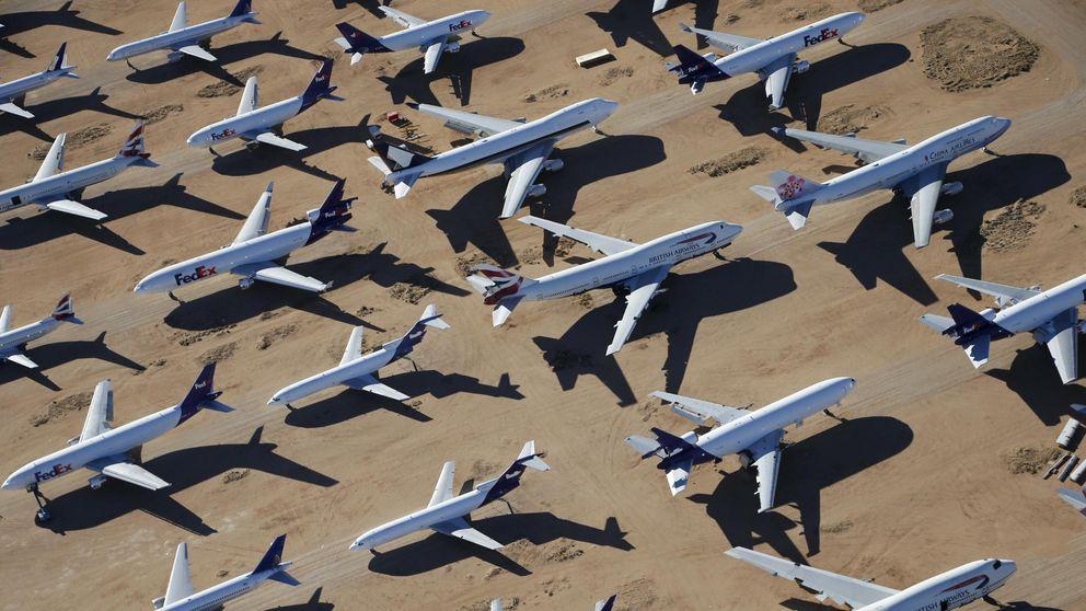 Desarrollan una membrana que reduce hasta mil veces el ruido en un avión