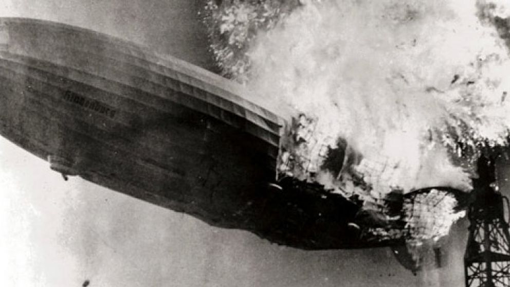 El misterio del Hindenburg, el Titanic de los nazis, resuelto 76 años después