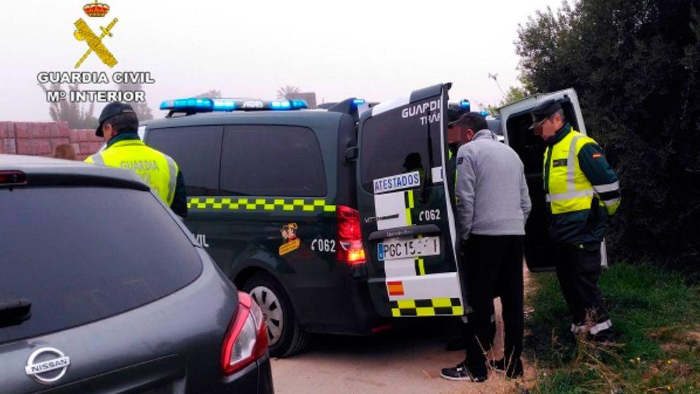Detenido por conducir sin carné, sin ITV y multiplicando por 9 la tasa de alcohol
