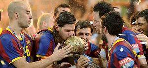 El Barcelona vence al Ciudad Real y conquista su octava Liga de Campeones