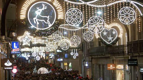 La famosa Navidad de Vigo se queda sin noria gigante ni mercado