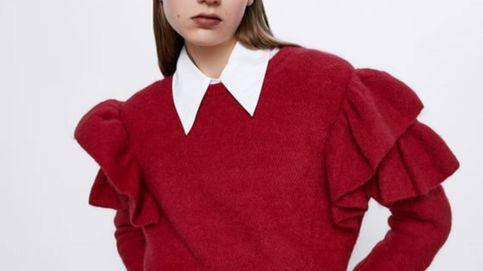 Los jerséis de Zara que demuestran que no todo estaba visto esta temporada