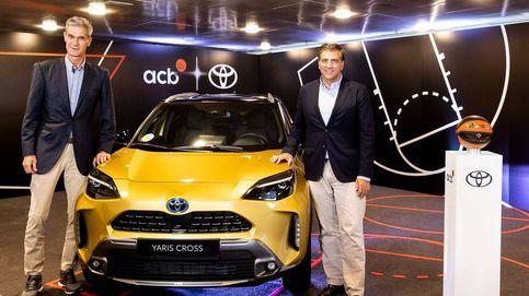 Toyota apuesta por el deporte de élite con el baloncesto y los Juegos Olímpicos