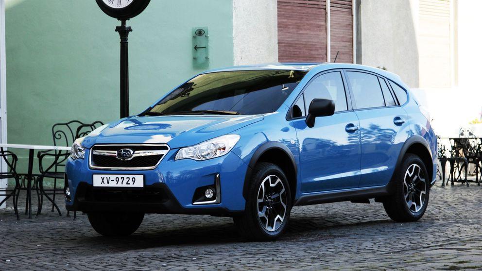 Subaru renueva el XV, su todocamino de acceso