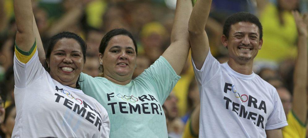 Foto: Las protestas con el Gobierno interino de Temer son constantes (Reuters)