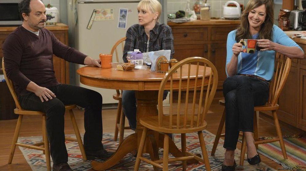 Foto: Fotograma de la serie 'Mom'