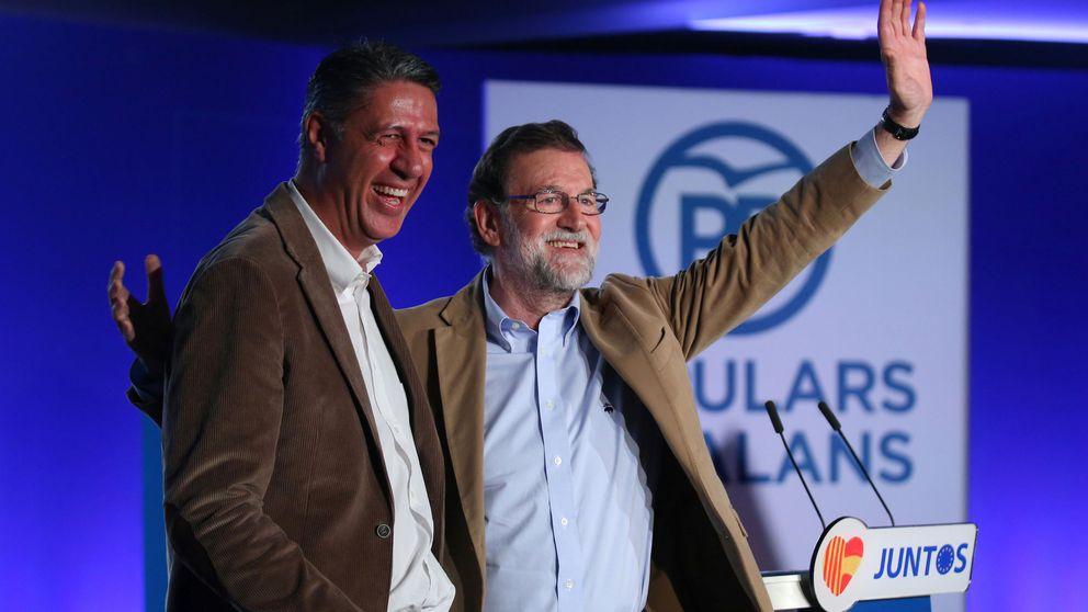 Rajoy presume de 155 en Barcelona: El 21-D habrá urnas pero de verdad