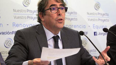 El TAD empuja a Villar y frena a Pérez en la lucha por la presidencia de la RFEF