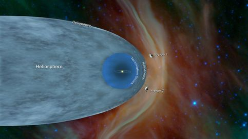 La Voyager 2 se adentra en el espacio interestelar