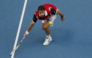 Robredo, el tenista que se reinventó cambiando el chip de su cabeza