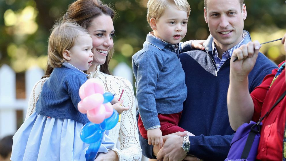 Los duques de Cambridge preparan su mudanza a Londres