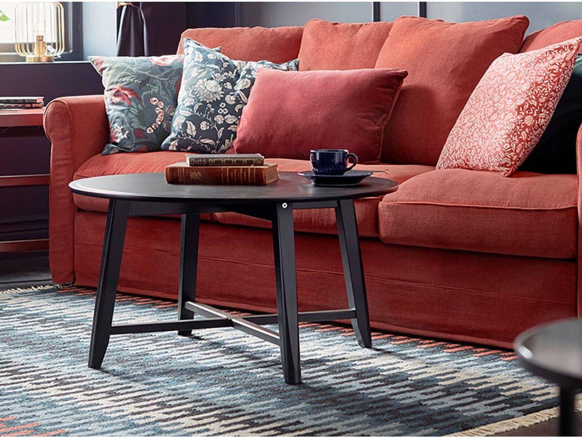 Foto: Alfombras de Ikea para un ambiente confortable y cálido. (Cortesía)